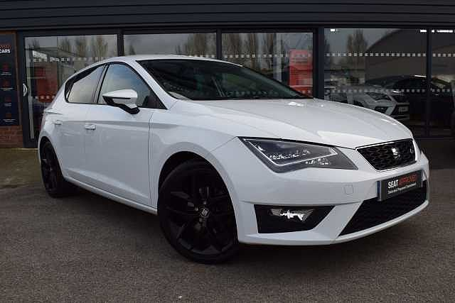 SEAT Leon 1.4 Eco TSI 150PS FR Hatchback 5-Door