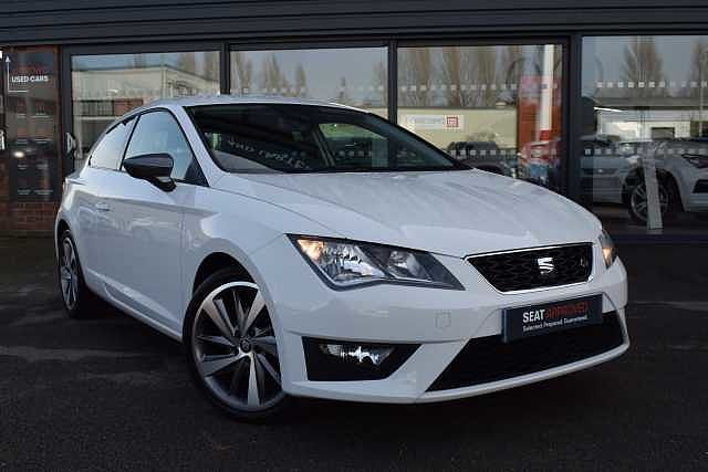 SEAT Leon 1.4 EcoTSI 150 ps FR  3-Door