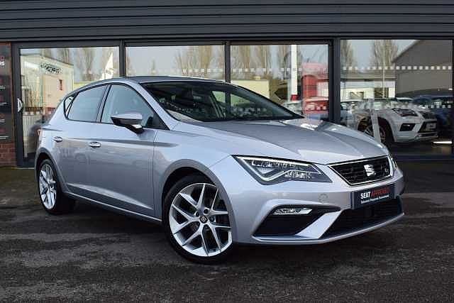 SEAT Leon Hatchback 1.4 TSI 125 FR Technology 5dr