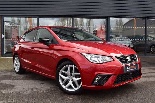 SEAT Ibiza 1.0 TSI 115 ps FR Technology