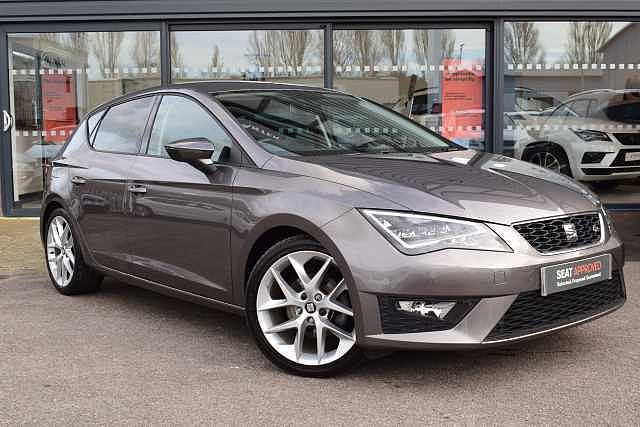 SEAT Leon 1.4 Eco TSI 150 PS FR Hatchback 5-Door