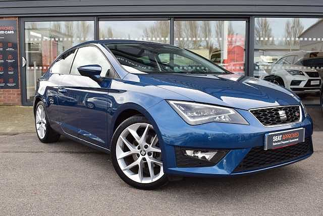 SEAT Leon 1.4 EcoTSI 150 PS FR Technology 3-Door