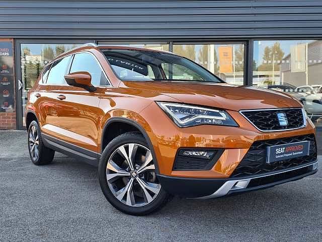 SEAT Ateca SUV 1.4 EcoTSI 150 ps SE Technology 5-Door
