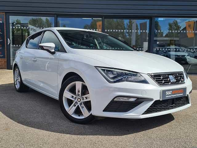 SEAT Leon 5 Door 1.4 Eco TSI 150 FR Technology