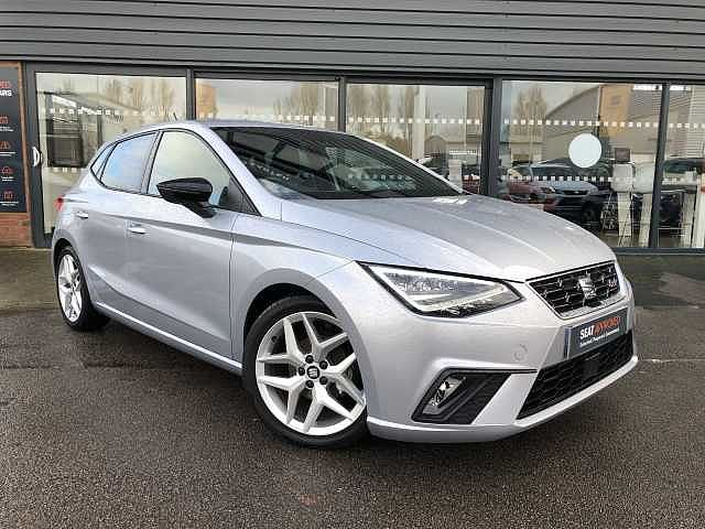 SEAT Ibiza 1.0 MPI 80 ps FR Technology 5-Door