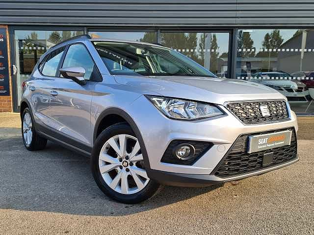 SEAT Arona 1.0 TSI 115 PS SE Technology DSG SUV