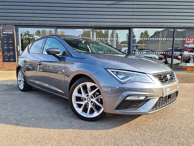 SEAT Leon 5 Door 1.4 TSI  FR Technology 125 PS