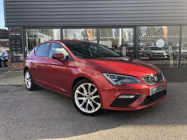 SEAT Leon 5 Door 1.4 EcoTSI FR Technology 150 PS