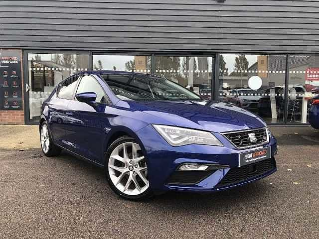 SEAT Leon 1.4 TSI  FR Technology 125 PS