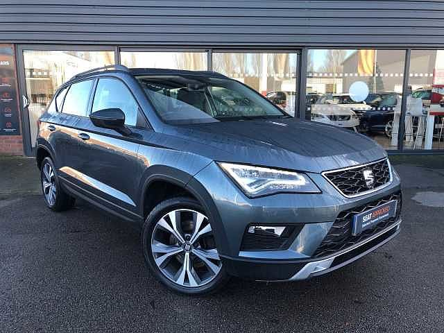 SEAT Ateca SUV 1.6 TDI 115 ps First Ed Ecomotive 5-Dr
