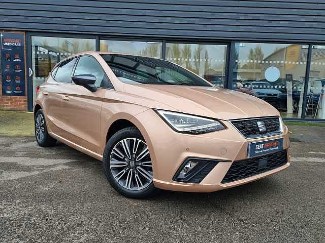 SEAT Ibiza 1.0 TSI 95ps XCELLENCE 5-Door