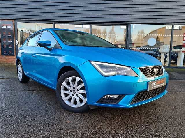 SEAT Leon 1.6 TDI SE Technology 110PS Hatchback 5-Door