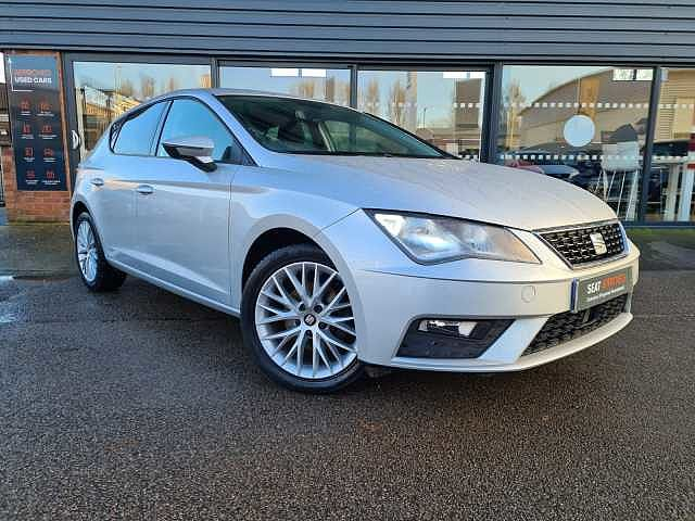 SEAT Leon 5dr 1.6 TDI SE Dynamic Tech 115 PS