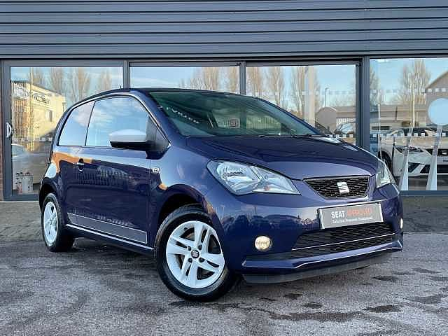 SEAT Mii 1.0 Design 60 PS Hatchback 3-Door