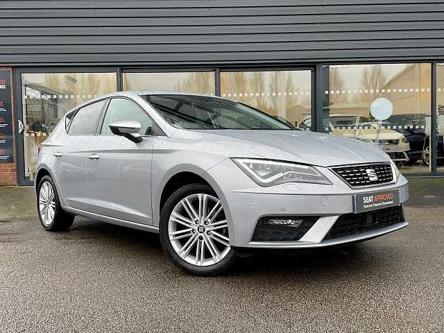 SEAT Leon Hatchback 1.4 TSI 125 Xcellence Technology 5dr
