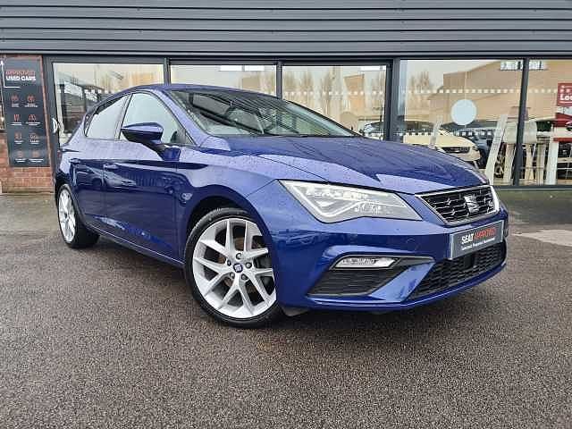 SEAT Leon 5dr 1.4 TSI  FR Technology 125 PS