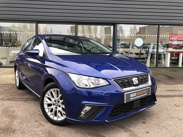 SEAT Ibiza 1.0 TSI 95ps SE  5-Door