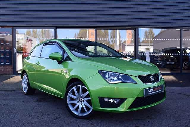 SEAT Ibiza 3-Door 1.2 TSI FR Technology 90 PS