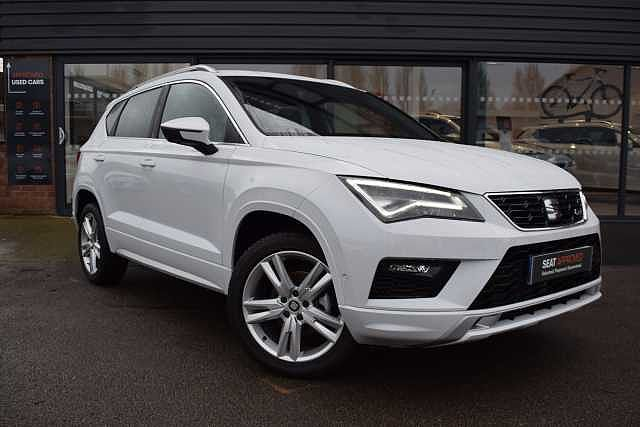 SEAT Ateca SUV 1.5 TSI EVO 150 PS FR Technology DSG 5-Door