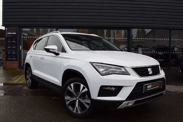 SEAT Ateca SUV 1.0 TSI 115 ps SE Technology